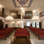 Samsun Kilisesi Kürsüden Bakış